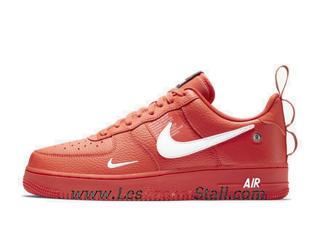 air force homme rouge et noir pas cher,Running Nike Air Force 1 ...