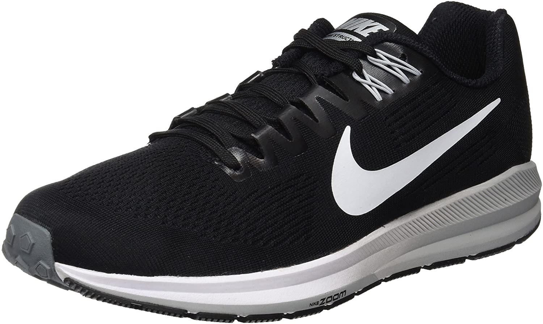 homme air zoom structure noir et og,Chaussure de running Nike Air ...