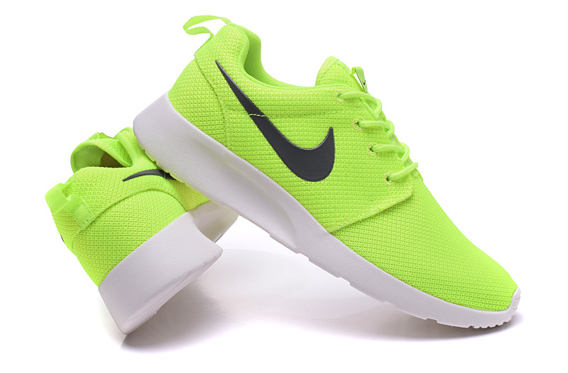 roshe run femme pas cher vert blanc,2016 Roshe Run Vert Et Blanc Femme Roshe Run Nike Pas Cher